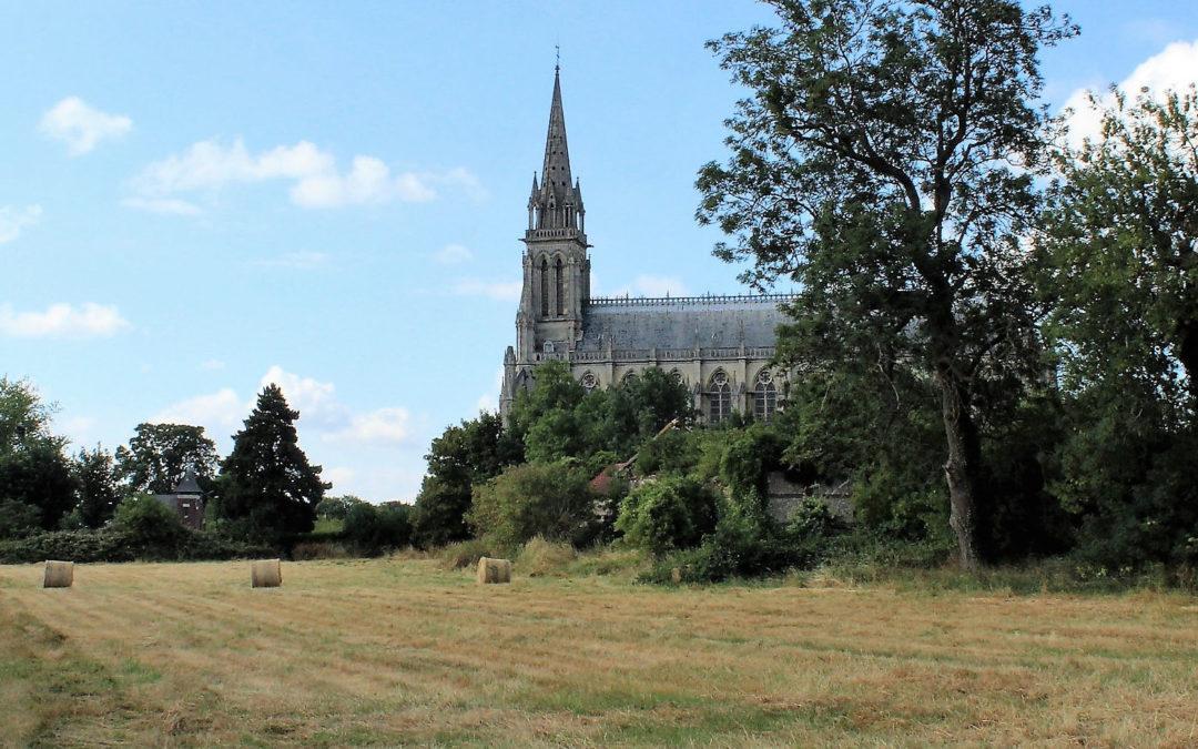 Bonsecours : le projet de la ZAC des Jardins de la Basilique fait débat